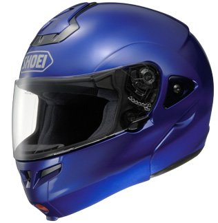 Shoei Multitec Royalblue Metallic